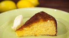 Everyday Gourmet - Lemon Syrup Cake