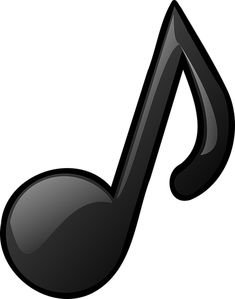 free clip art music notes symbols printables pinterest rh pinterest com free music clipart images free musical clipart