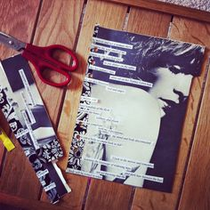 cool diy dividers for a notebook