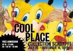 Cool-Place-Banner | Sammlerausstellung im  Kunstmuseum Stuttgart