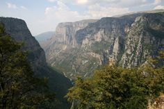 TRAVEL'IN GREECE I Gorges de Vikos - Epirus