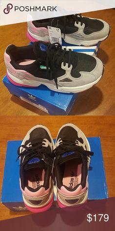 ce6034bd40a Rare Adidas falcon shoes Rare Adidas falcon light granite shoes