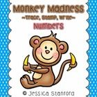 Video Preview of This Product!     This activity packet includes 4 pages of trace, stamp, write activities for numbers. This packet is perfect for m...