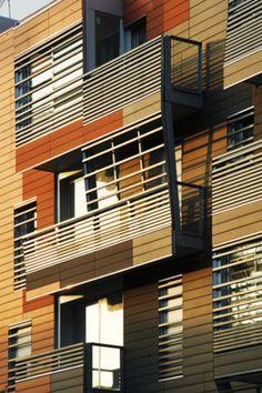 8 viviendas sociales en Granollers