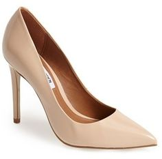 Steve Madden 'Proto' Pointy Toe Pump (Women) on shopstyle.com