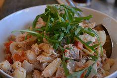 Wat eten we vandaag? Pastasalade met tonijn! - De pan van Pien