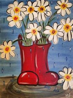 23 Ideas for painting canvas ideas simple fun #painting Tweety, Fictional Characters, Art, Kunst, Gcse Art, Fantasy Characters, Sanat