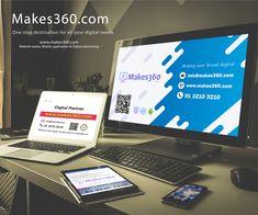 Makes360 - digital service provider Android Application Development, App Development, Blog Maker, Web Domain, Data Processing, Responsive Web, Create Website, Digital Marketing Services, User Interface