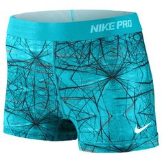 "Nike Pro 2.5"" Compression Short - Women's - Training - Clothing - Black/White/(Grey)"