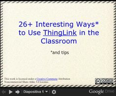 26+ Ways to Use Thinglink in the Classroom