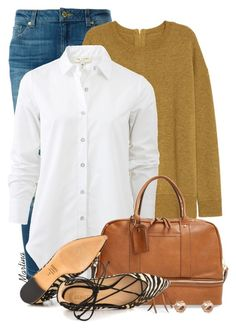 """Bez naslova #2720"" by martina-cciv ❤ liked on Polyvore featuring MICHAEL Michael Kors, rag & bone, Sole Society and Schutz"