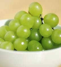green grapes..healthy frog pond party food instead of tons of sugar.