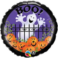Halloween can be cute and kid-friendly with this happy and festive pumpkins and ghost foil balloon. Check our Fall collection http://issuu.com/pioneer1/docs/autumn_2013_collection?e=4272177/4920043 and find a distributor http://www.qualatex.com/pages/distributors.php