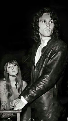 Jim and Pamela Courson Morrison Blues Rock, Rock Roll, Jim James, The Doors Jim Morrison, American Poets, Janis Joplin, Music Photo, Fleetwood Mac, Eric Clapton