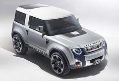 Land Rover Defender Concept