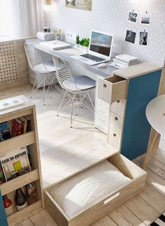 The Perfect Office - Astropad, Launch Lamp and Office Ideas