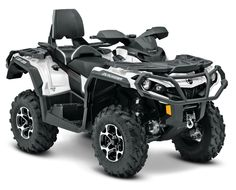 Two-Up ATV Riding with Performance Handling: Can-Am Outlander MAX | Can-Am Off-Road US