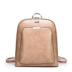 Crossbody backpack leather for women Backpack Purse, Leather Backpack, Fashion Backpack, Crossbody Bag, Best Work Bag, Convertible Backpack, Unique Bags, Best Bags, Bag Organization