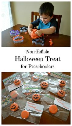 Minne-Mama: Non-Edible Halloween Treat