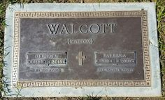 """He starred in several motion pictures in the and early and is mostly remembered for his role in director Ed Wood's cult classic, """"Plan 9 From Outer Space"""". Ed Wood, Cemetery Decorations, She Walks In Beauty, Famous Graves, Outer Space, 1960s, Classic, Pictures, Derby"""