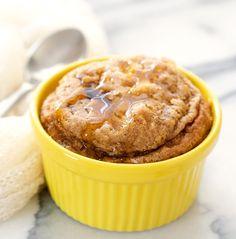 3 Ingredient Peanut Butter Cake (Keto, Low Carb) - Kirbie's Cravings Low Carb Sweets, Low Carb Desserts, Easy Desserts, Low Carb Recipes, Dessert Recipes, Diabetic Desserts, Healthier Desserts, Flour Recipes, Fruit Recipes