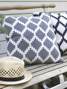 new style 987b8 9a203 Gripsholm Cushion Cover Adrian