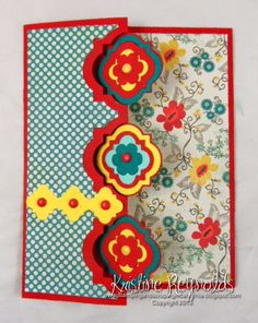 Stamping & Scrapping in California: Are you feeling a little playful?