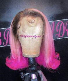 tadiorx Baddie Hairstyles, Weave Hairstyles, Pretty Hairstyles, Hairstyle Ideas, Wig Styles, Curly Hair Styles, Natural Hair Styles, Weave Styles, Twisted Hair