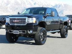 Fact is, no ever believes it, but I'm a closet redneck! Love me a truck on a lift with chrome.