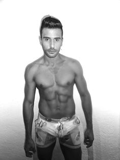 FOTO Traje de baño para hombre semi transparente @OlmosyFlores