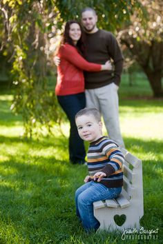 Cute family photo idea  captured by Judith Sargent Photography Inc.