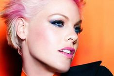 She's a hot mama and now Pink's a CoverGirl too!
