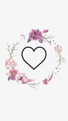 1 million+ Stunning Free Images to Use Anywhere Instagram Blog, Instagram Frame, Story Instagram, Instagram Design, Instagram Story Template, Heart Wallpaper, Wallpaper Backgrounds, Logo Fleur, Hight Light