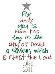 "Luke 2:11; perfect Christmas verse!"" data-componentType=""MODAL_PIN"