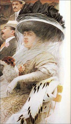 Spring Hats, Winter Hats, Vintage Children Photos, Velvet Hat, Wearing A Hat, Victorian Women, Journal Covers, Caricature, Hats For Women