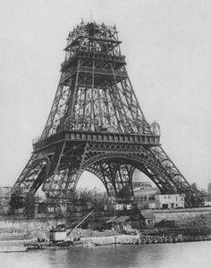 Construction Tour Eiffel 17