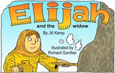 Great ideas and general tips for SS classes - and printable illustrated books.  Great resource! ~ elijah and the widow