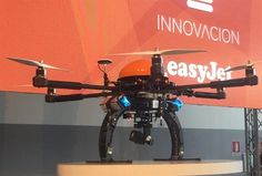 EasyJet to use drones to inspect jets, reveals 3D printing plan to speed up repairs