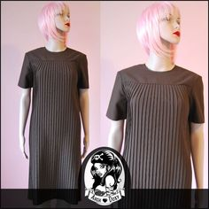 Last Chance to Buy! Vintage 1960s MOD Pleated Scooter Mini Dress # vintageclothing #archdoxy #fashion    http://www.ebay.co.uk/itm/Vintage-1960s-MOD-Linen-Pleated-Scooter-Mini-Dress-Cotton-8-GoGo-/281857606331?ssPageName=STRK:MESE:IT