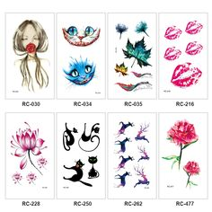 1pc Durable 3d Various Pattern Waterproof Temporary Tattoos Flash Stickers Body Art For women Transferable Fake Tattoo  // Price: $US $0.26 & FREE Shipping //  Buy Now >>>https://www.mrtodaydeal.com/products/1pc-durable-3d-various-pattern-waterproof-temporary-tattoos-flash-stickers-body-art-for-women-transferable-fake-tattoo/  #Best_Buy