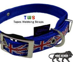#Tapeswebbingstraps #Goradiaindustries #Makeinindia Now we started selling our products on amazon. Now you can easily buy our products from amazon,snapdeal. Flag printed stylish dog collar for your dog. Now its available at http://tapeswebbingstraps.in/ For more details click on the below link or call us on +9833884973/9323558399 http://tapeswebbingstraps.in/product-category/dog-collars/