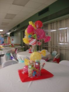 "quinceanera decorations | Photo 13 of 37: Candy Land / Quinceañera ""candy land quinces"" 