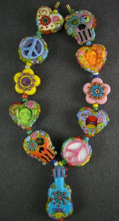 Hippie Beads!