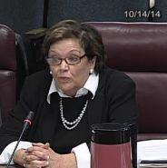 Academic Language as an equity strategy by Carol Working of Quince Orchard HS, testimony to the BOE on Oct 14, 2014