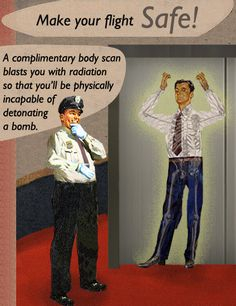 How Do Body Scanners Work?