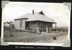 34 California Street, Nailsworth C. 1915