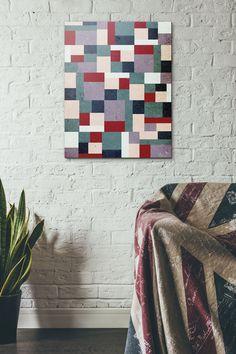 Poligonal 90 » Alexandre Reis #urbanarts #urbanartswall #arte #art #popart #poster #canvas #design #arq #decor #homedecor #homestyle #artdecor #wallart #arquitetura #architecture