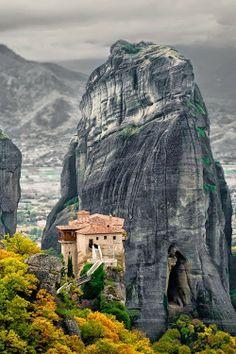 Mosteiro de Metéora - Grécia