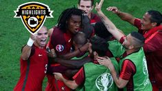 Get a report of the Poland vs. Portugal 2016 European Championship, Quarterfinals football match.