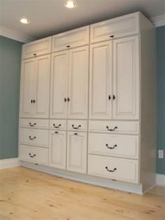 bedroom cupboards for narrow space | Furniture | Pinterest ...